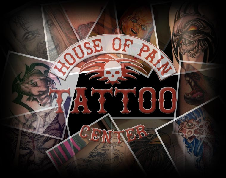 House Of Pain - Tattoo - Sweden.